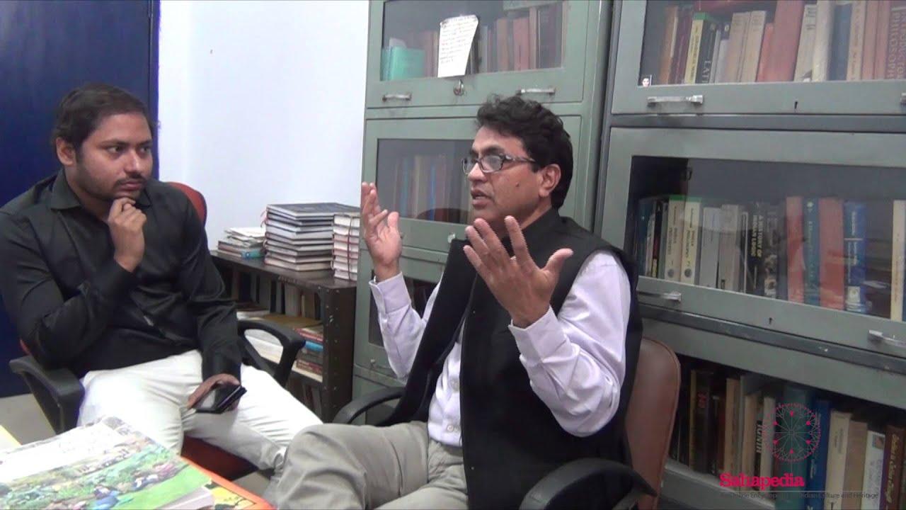 In conversation with Dr. Heeraman Tiwari on Ram Charit Manas