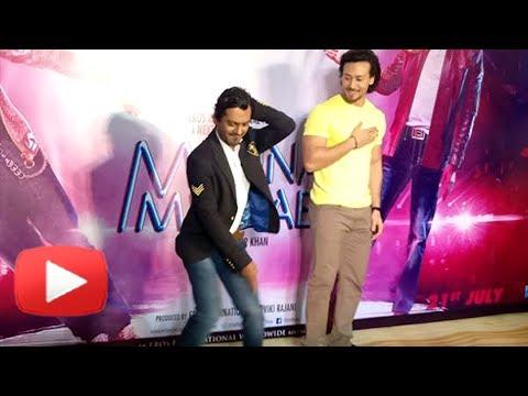 Nawazuddin Siddiqui and Tiger Shroff Dance Face Of