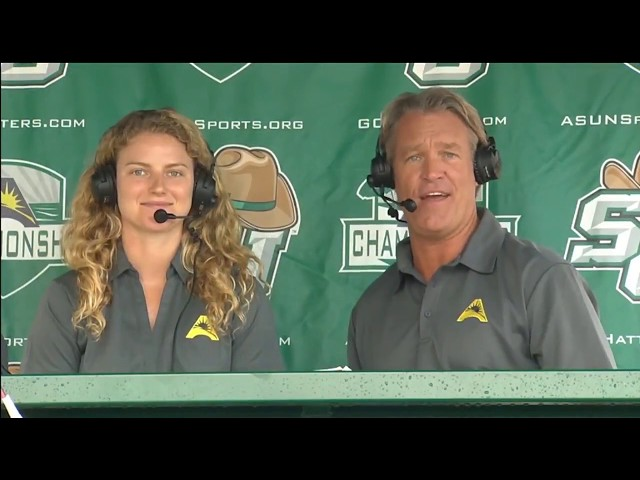 ESPN College Volleyball: 2017 ASUN Beach Volleyball Champ. Match #5