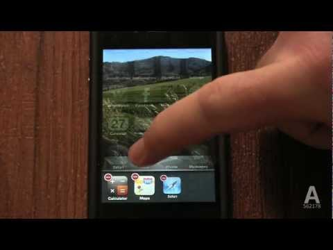 A: How to Switch Apps & Multitask on iPhone 4S/4/3GS – How to Use My iPhone Tutorial 6
