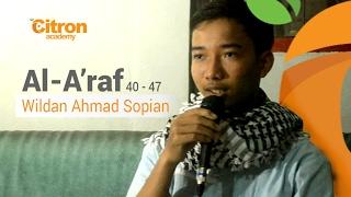 [Quran Series] Wildan Ahmad - Al A'raf 40-47 #CITRON