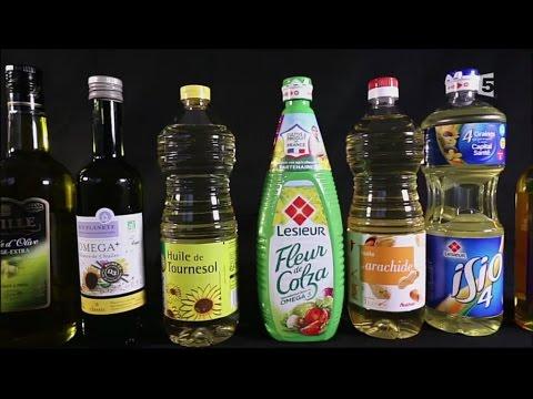 Des huiles … pas si vegetales