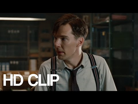 The Imitation Game (HD CLIP) | Keeping It a Secret