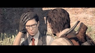 The Evil Within Walkthrough - Chapter 6: Losing Grip on Ourselves (Part 1)