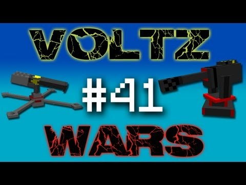 Minecraft Voltz Wars - Spikes EVERYWHERE! #41