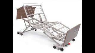 Zenith Series Extended Care Bed