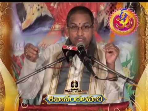 Shivanandha lahari | Aradhana | 15th October 2016 | ETV Telugu