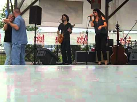 Sheila Marshall - Tulsa Time - TBone Toms
