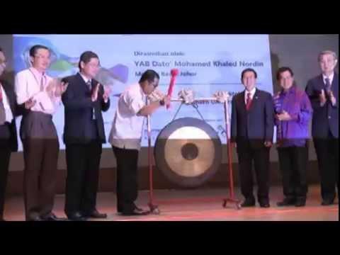 Majlis Pembukaan Persidangan Iskandar Malaysia ke-2 Komuniti