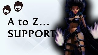 A to Z Evelynn Support