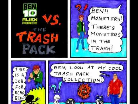 Comic Maker Kit from Flair: Ben 10 Alien Force & Gormiti