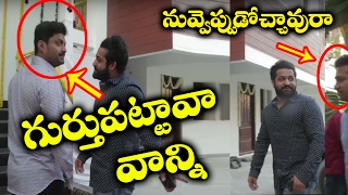 Jr Ntr New Movie Opening Incident   JR NTR Tollywood Gossips   Eagle Movies