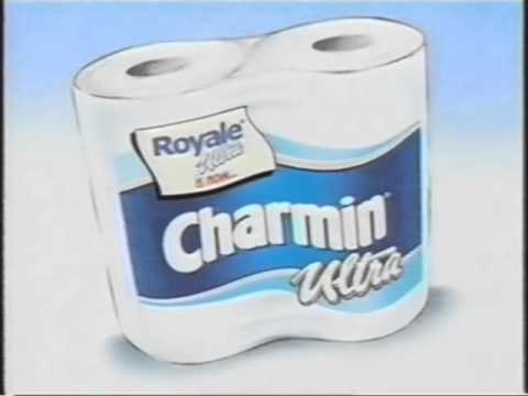 Charmin Ultra commercial from 2002
