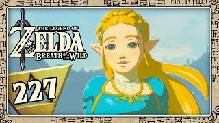 THE LEGEND OF ZELDA BREATH OF THE WILD Part 227: Ending, Credits, Secret Ending & 1000%-Check