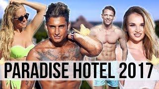 Samir och Sigrid joinar Paradise Hotel 2017