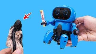 Video 5 ROBOT UNIK BERFAEDAH SEKALI TERBARU MP3, 3GP, MP4, WEBM, AVI, FLV Februari 2019