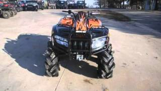 6. 2012 Arctic Cat 700 EFI MUD PRO  Used Atvs - Cabot,Arkansas