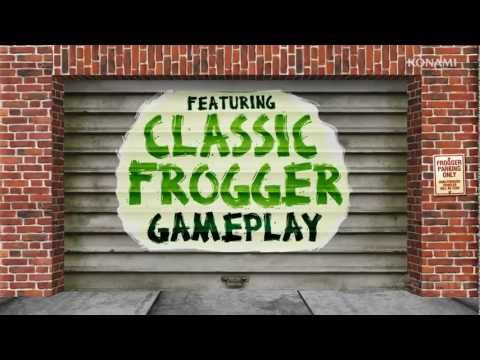preview-Frogger 3DS - E3 2011: Trailer (IGN)