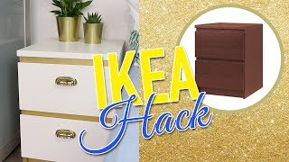 Download Lagu IKEA Hack – MALM Nachttisch | günstig und einfach | DIANA DIAMANTA Mp3