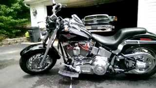 9. 2004 Harley Davidson Fatboy