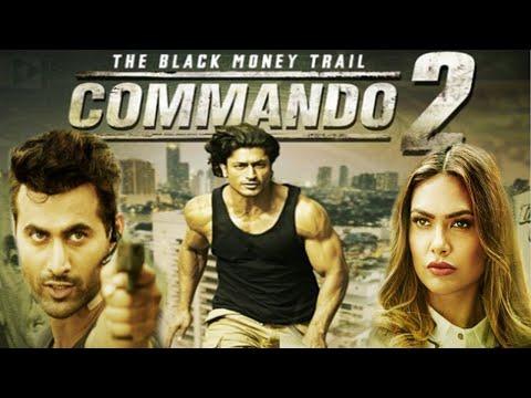 Commando 2 Full Movie Amazing Facts | Vidyut Jammwal | Adah Sharma