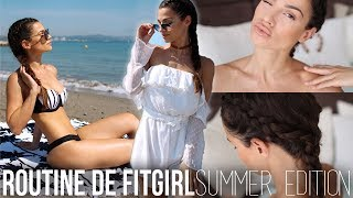 Video MA ROUTINE DE FITGIRL - Summer Edition !!!! MP3, 3GP, MP4, WEBM, AVI, FLV Agustus 2017