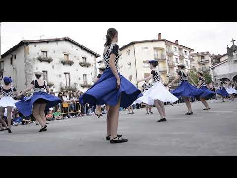 Gazte Festak 18   Txupinazoa (видео)