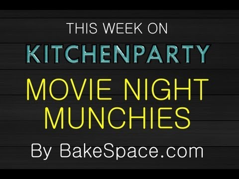 Movie Night Snacks + Foodie Film Trivia
