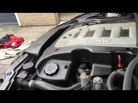 E46 330d turbo whistle sound. Strange noise