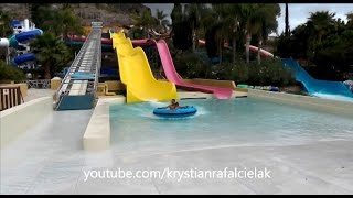 Gran Canaria Spain  City pictures : Aqualand Maspalomas Playa del Ingles Gran Canaria Spain - Water Park Family Fun Aquapark