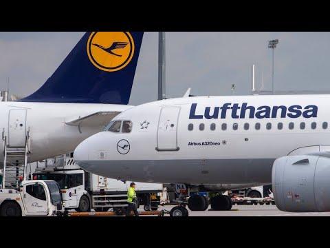 Lufthansa lässt wegen Coronavirus jedes fünfte Flugze ...