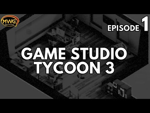 Game Studio Tycoon 3 - Video