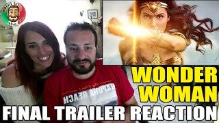 Video WONDER WOMAN FINAL TRAILER - REACTION by Aldo Jones e la ZIA MP3, 3GP, MP4, WEBM, AVI, FLV Mei 2017