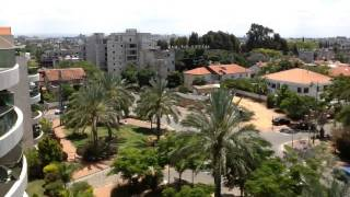 Raanana Israel  City new picture : Beautiful View In Raanana, Israel HD