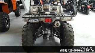 6. 2012 Yamaha Grizzly 450 4x4  - RideNow Powersports Chandl...