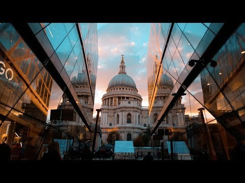 Panasonic Lumix GH5 4k Slow Motion + Hyperlapse Timelapse | Dreaming of London