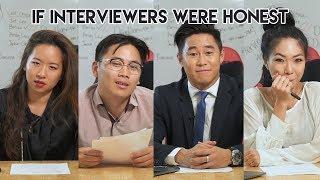 Video If Interviewers Were Honest MP3, 3GP, MP4, WEBM, AVI, FLV April 2018