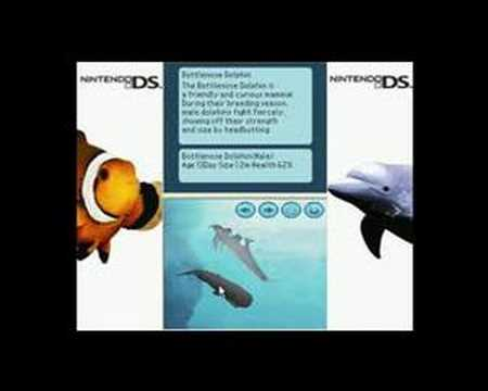 Deep Sea Aquarium By DS Nintendo DS