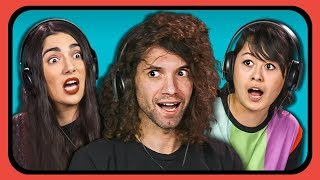 Video YOUTUBERS REACT TO WTF DID I JUST WATCH COMPILATION #4 MP3, 3GP, MP4, WEBM, AVI, FLV Agustus 2018