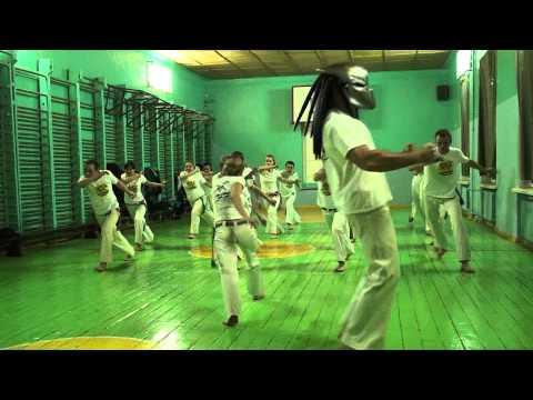 Harlem shake capoeira - капоэйра