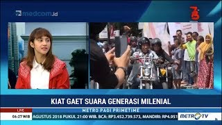 Video Jokowi-Ma'ruf Disukai Generasi Milenial MP3, 3GP, MP4, WEBM, AVI, FLV November 2018