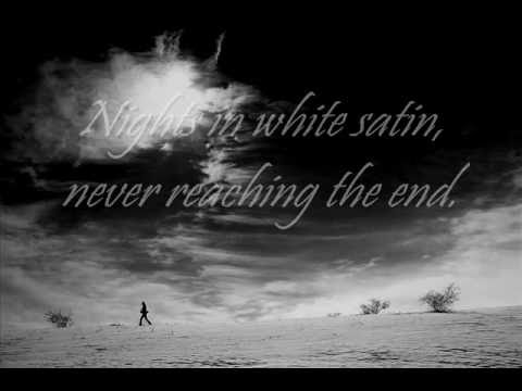 Moody Blues - Nights in White Satin Lyrics