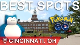POKÉMON GO IN CINCINNATI + ANOTHER GO PLUS GIVEAWAY! by Trainer Tips