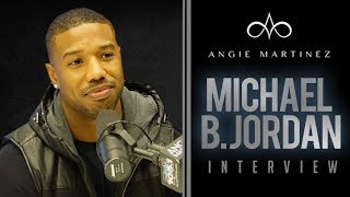 "Video Michael B. Jordan On 'Black Panther' ""It Will Empower Our Kids"" MP3, 3GP, MP4, WEBM, AVI, FLV Februari 2018"
