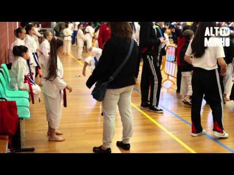 Torneio Internacional Solidário de Karaté em Monção | Altominho TV