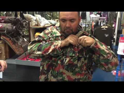 Swiss Alpenflage  | Heavyweight Parka & Pack