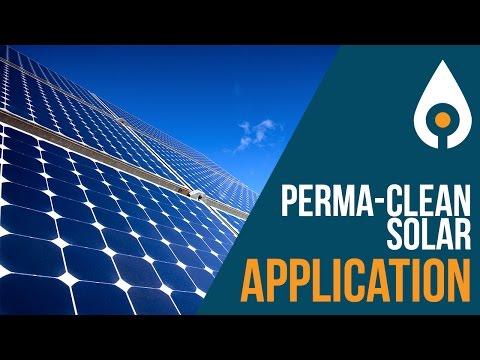 DryWired® Perma Clean Solar Nanocoating