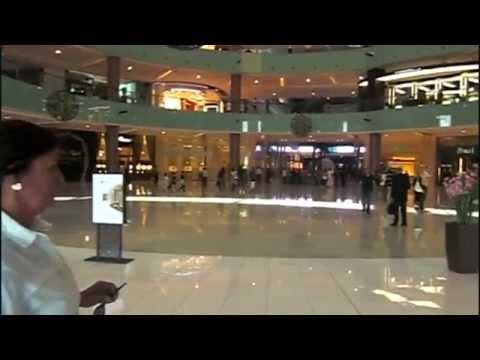 Dubai United Arab Emirates UAE VAE with Burj Al Arab, Bur Dubai, Palm Jumeirah, metro