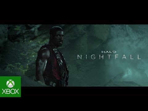 Halo Nightfall Trailer [Official]
