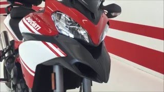 5. 2014 Ducati Multistrada 1200 S Pikes Peak - CUSTOM -